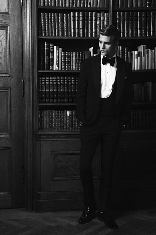 suit, boy, and book image
