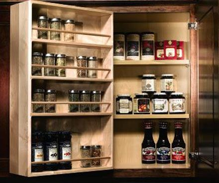 kitchen cabinet spice rack best 25 spice racks for cabinets ideas on 19612