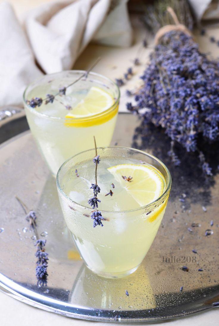Лавандовый лимонад - О ВКУСНОМ...