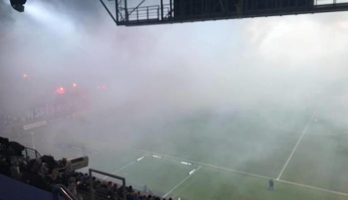 Lotto Ekstraklasa: przerwany mecz w Krakowie - WP SportoweFakty