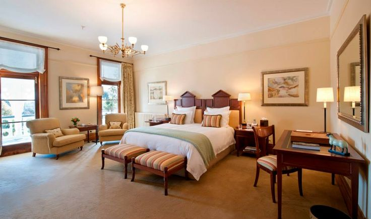 """Sam Porter, Managing Director """"Another favorite would be the Master Suites at Otahuna Lodge..so spacious!!"""""""