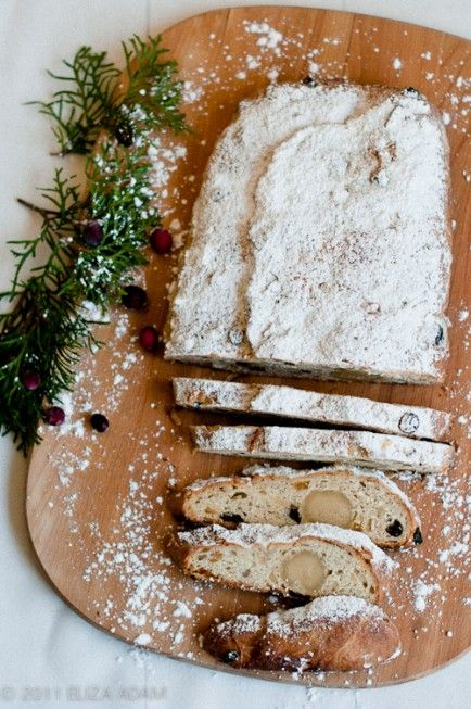 Germany: Christmas Stollen
