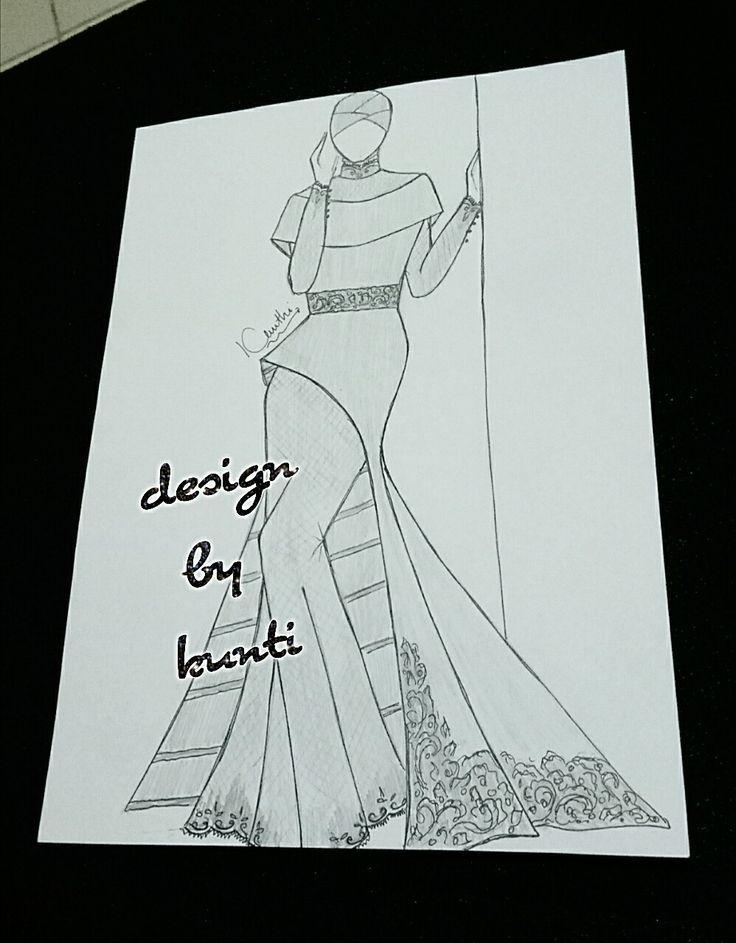 #longtaildress #embroidery #batik #lace