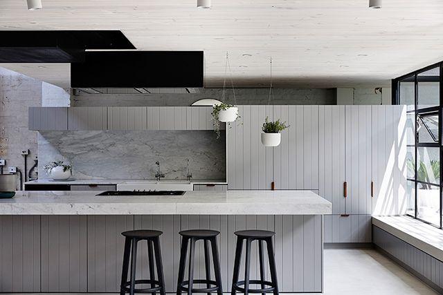 ATELIER RUE VERTE , le blog: Australie / Un loft avec passserelle /
