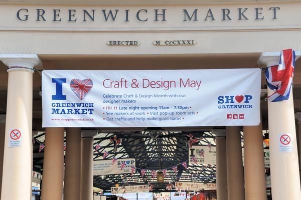 Greenwich Market Crafts & Design month