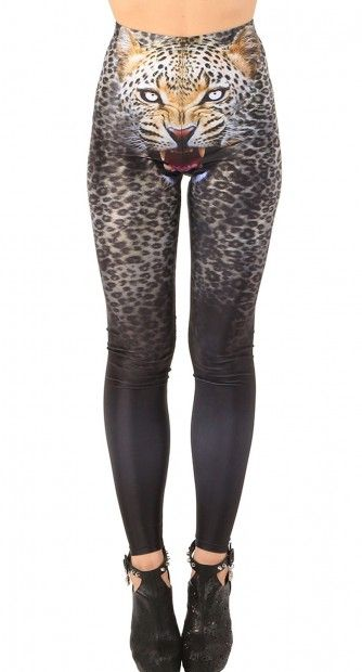 Have You Seen My Leopard Legging