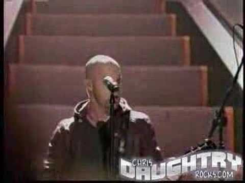 American Idol 6 Top 2 Finale-Chris Daughtry - Home