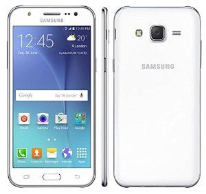 Price:	$157.19  Samsung Galaxy J5 SM-J500H/DS GSM Factory Unlocked Smartphone, International Version (White)