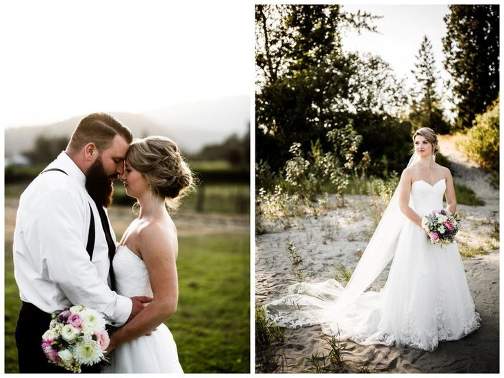 Rustic wedding style by Floral design by Lili