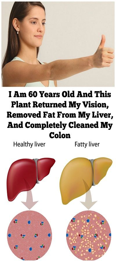 I Am 60 Years Old And This Plant Returned My Vision, Removed Fat From My Liver And Completely Cleansed My Colon