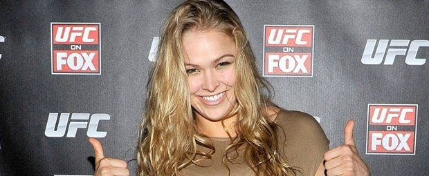 Ronda Rousey Fights for Her Body Image | GOOD