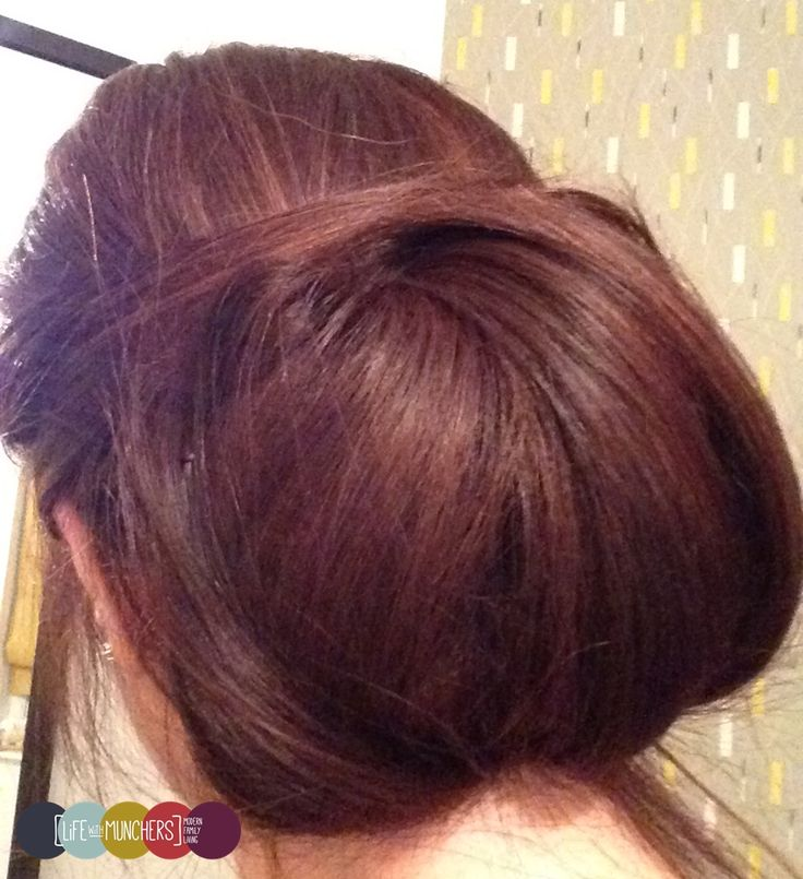 Simple Updo For Lengthy Hair