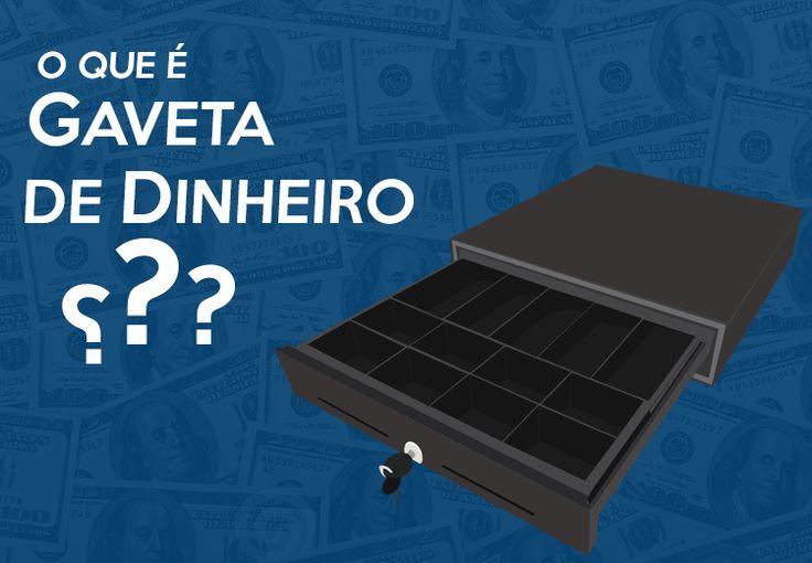 Sua #Empresa ainda não tem uma #Gaveta de #Dinheiro? Veja Agora no nosso #Blog #Porque ela precisa de uma o #Quanto Antes. | Produtos Essenciais para Sua Empresa-> Macrolab.com.br