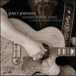 Jamey Johnson Living For A Song vinyl