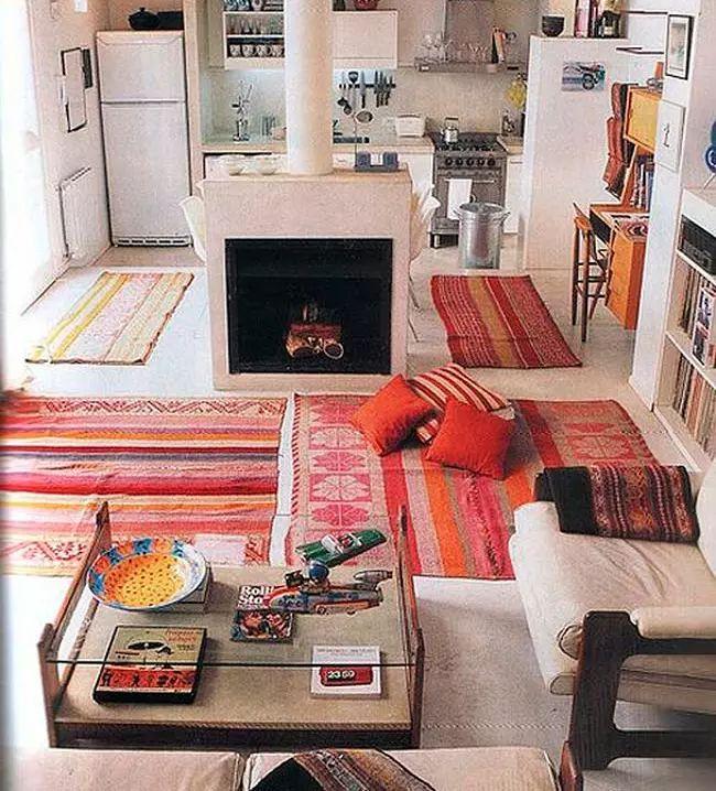 Kilims vistosos ventas en westwing decoracion casa for Decoracion hogares pequenos