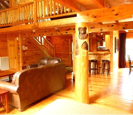Best wolfsong lodge cabin images on pinterest