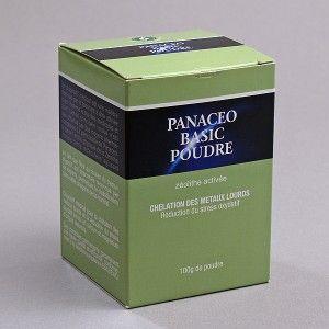 Panacéo basic (zéolithe active) en poudre