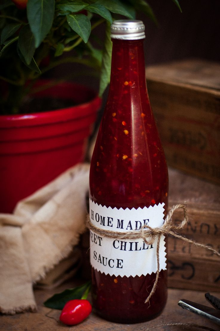 Sweet Chilli Sauce-11