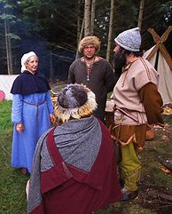 There are Viking festivals several places in Norway, including Karmøy - Photo: Terje Rakke