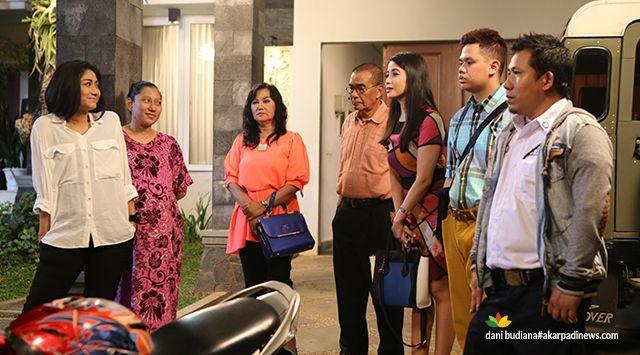 Keluarga Gendon merayakan sukacita Rindu