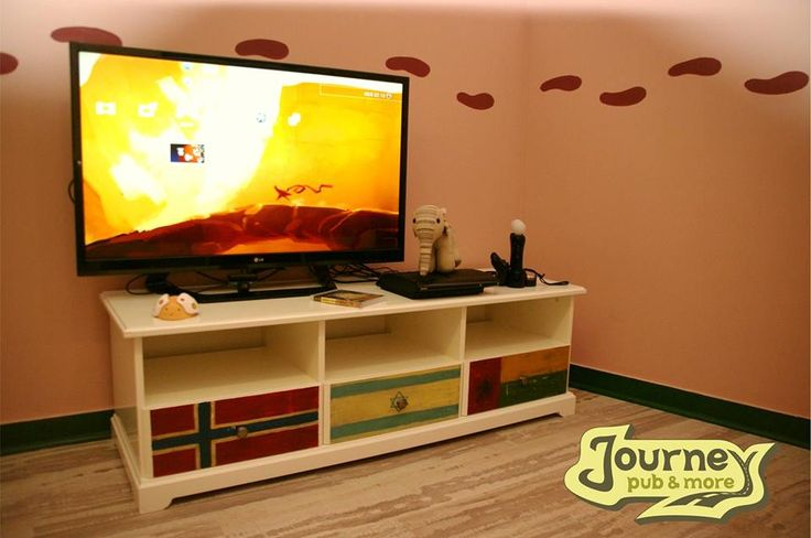 Playroom and playstation