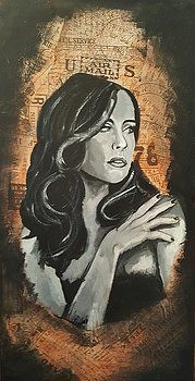 The art of Shannon Elizabeth
