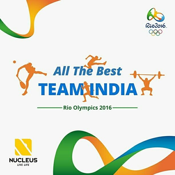 Wishing the Indian contingent all the best for Rio Olympics 2016.  Keep the Indian flag flying!  #Kerala #olympics#India #Rio #Architecture #Home #Construction #City #Elegance #Environment #Elegant #Building #Beauty #Beautiful #Exquisite #Interior #Design #Comfort #Luxury #Life #Living #Gorgeous #Style #LifeStyle #RealEstate #Nature #View #Atmosphere #Apartment #Brazil