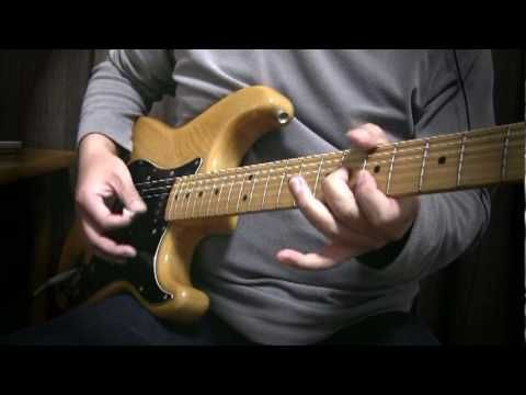 The Rolling Stones - Carol guitar cover - Guitar Pro TAB