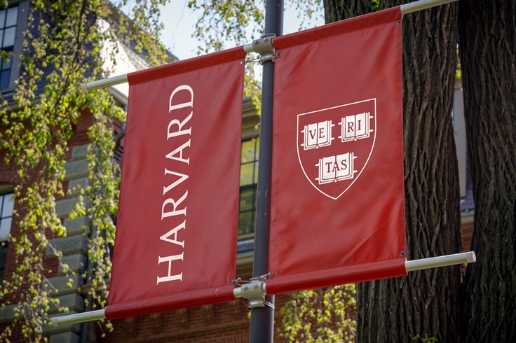 Signage Harvard University Bluerockdesignco