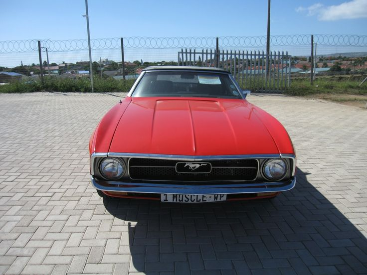 18 Best Images About 1971 Ford Mustang Convertible On