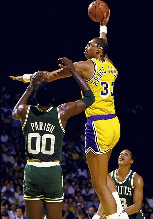 Lakers/Celtics 1991