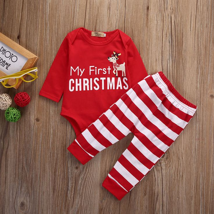 Christmas Newborn Baby Boy Girl Clothes Set Romper Tops Pants Leggings 2PCS Baby XMAS Outfits Set #>=#>=#>=#>=#> Click on the pin to check out discount price, color, size, shipping, etc. Save and like it!