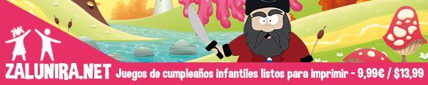 Ideas de juegos para cumpleaños