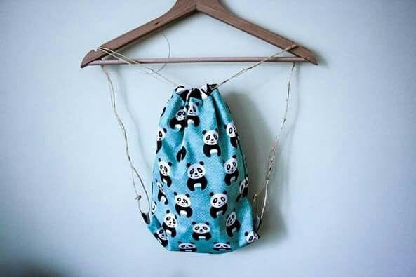 Plecak w pandy / pandas everywhere