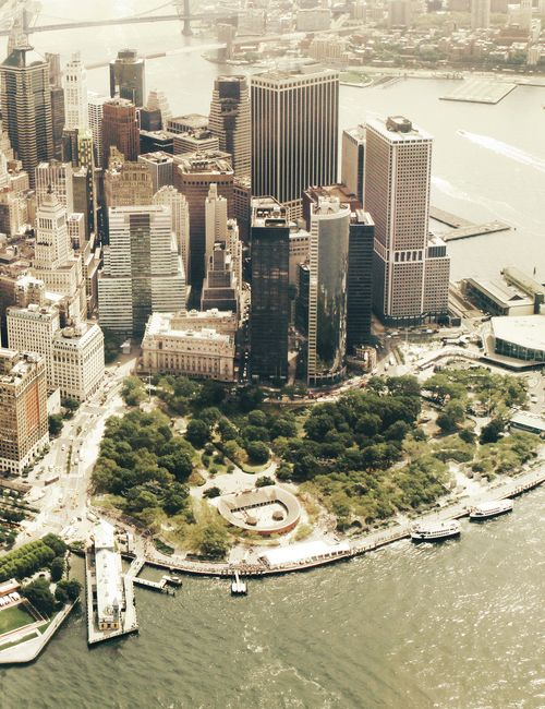 NYC. Battery Park