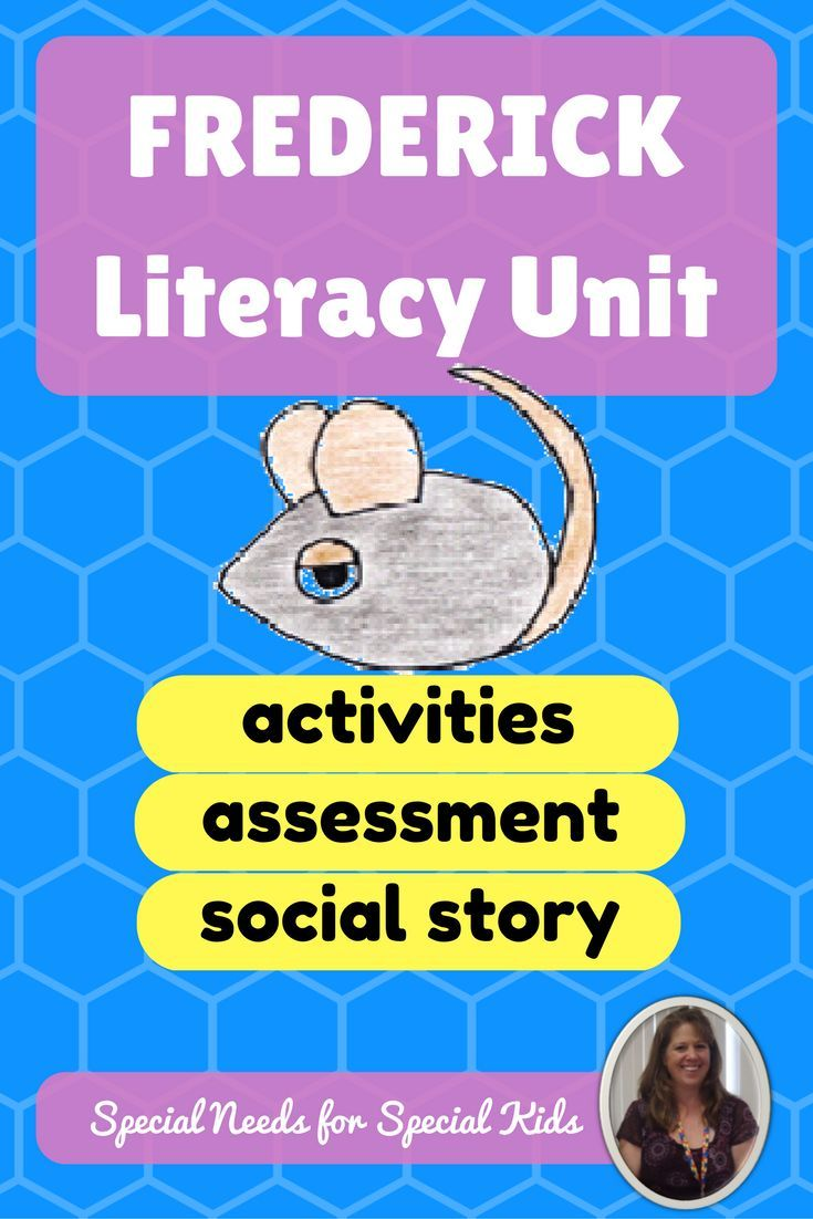 This 70 page unit that accompanies one of Leo Lionni's favorite books was developed for students with autism and special learning needs.  There are multiple activities and a social story to help students make personal connections to this story.