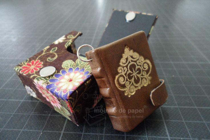 """Miniature book by """"Moinho de Papel"""""""