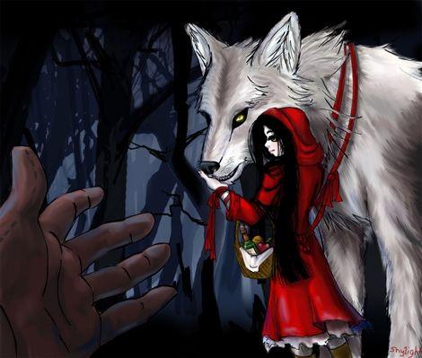 a garota da capa vermelha anime - Pesquisa Google