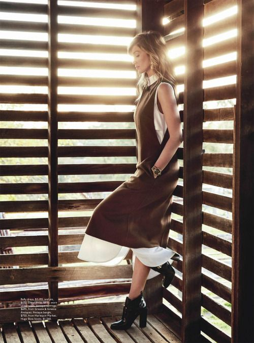 athinglikethat:  Vogue Australia October 2015Letting GoPhotographer: Hugh StewartCeleb: Delta Goodrem