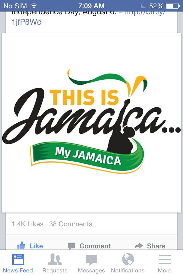 jamaica my Jamaica