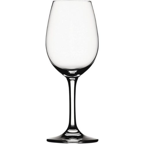 Spiegelau Festival Chianti Wine Glasses, Set of 2 by Spiegelau. $15.99. Excellent for use with reds; designed specifically for Chianti. Dishwasher safe. Spiegelau Festival Chianti Wine Glasses, Set of 2. Lead-free crystal with generous sized bowls. Exceptional durability and brilliant clarity. This set of two Festival Chianti wine glasses from Spiegelau feature a unique platinum finishing process to increase durability and add brilliant shine. The thin, laser cut a...