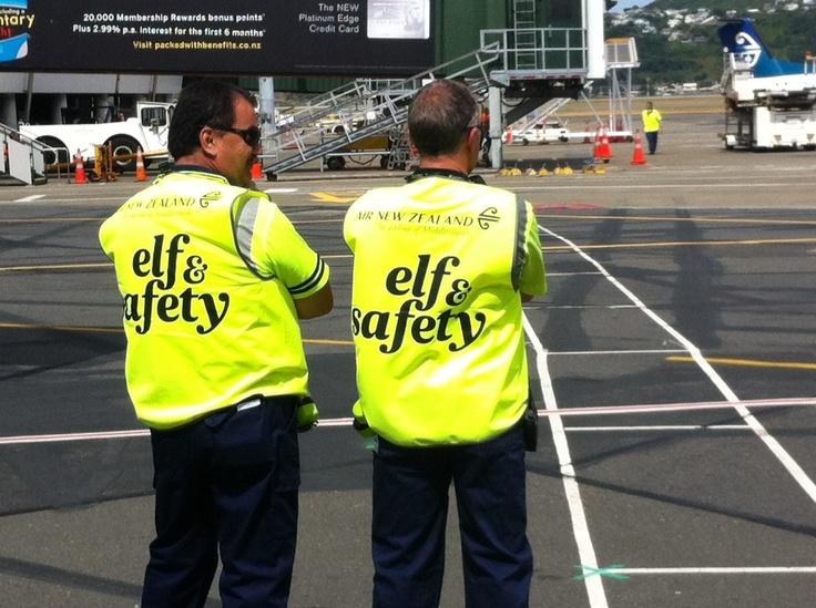Elf & Safety