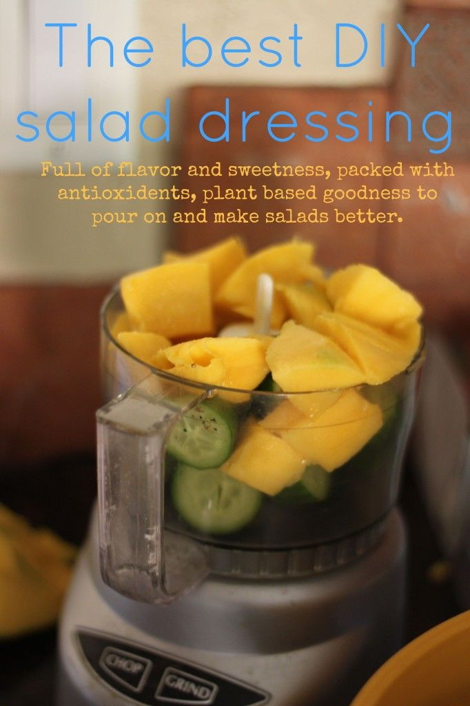 The Best DIY Salad Dress; packed with antioxidants, plant based, two ingredients, better than anything in bottles! Guilt free for parents, delish for #kids! #DIYsaladdressing