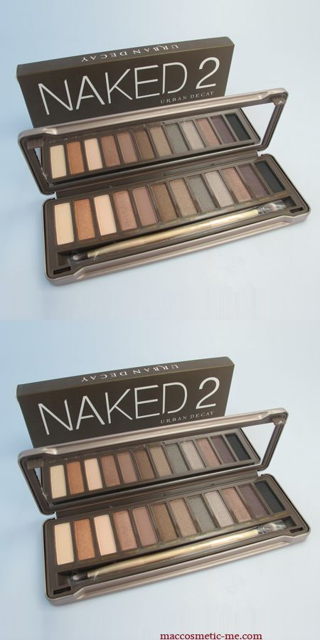 $19.5 Urban Decay Naked 2 Eyeshadow Palette