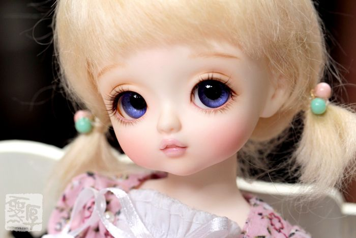 www.dollhwoo.com BJD Doll Hwoo new face ♥Mashu♥