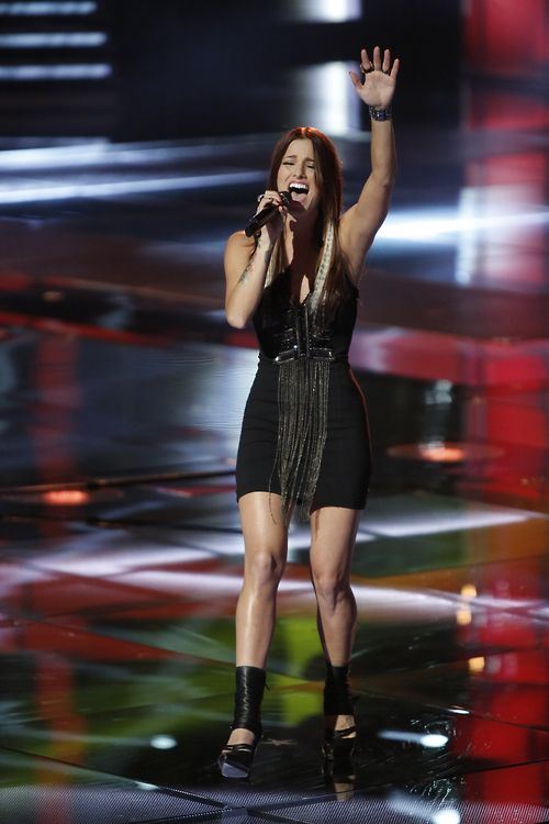 Vote for Cassadee Pope!  #TheVoice #Playoffs #TeamBlake