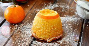 Muffin pan di mandarino morbidissimi, facili da preparare, senza burro ma soffici e profumatissimi, veloci e perfetti per ogni occasione