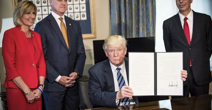 100 Days Of President Trump's Corporate Government