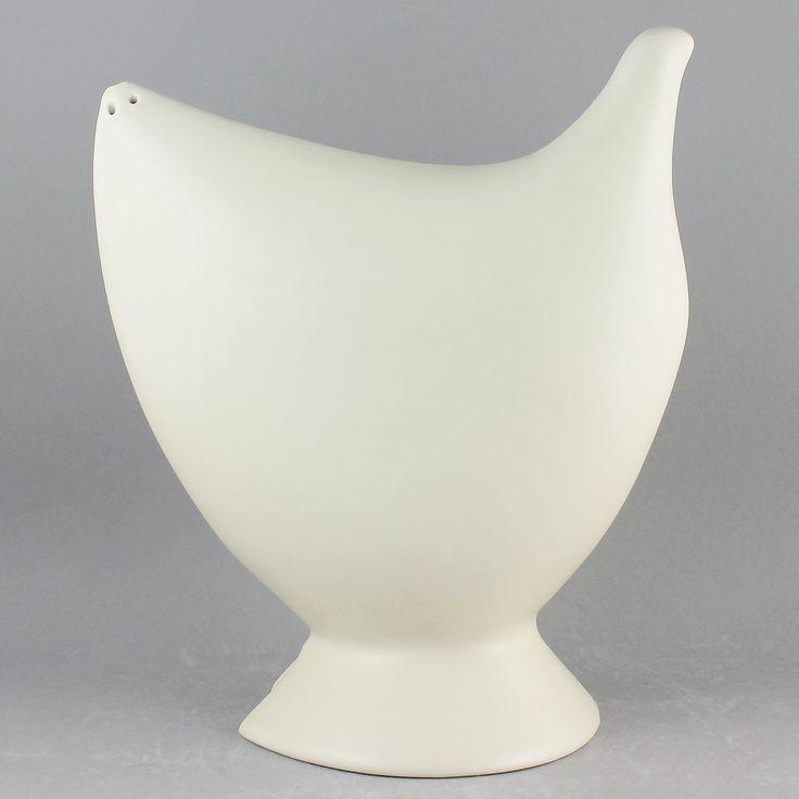 Pauli Partanen (Arabia 1980s) Modernistic Bird Sculpture