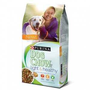 FREE Purina Dog Chow Light & Healthy Sample While Supplies Last